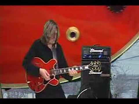 Tone Television-Elmwood Modena M90-Gibson ES 355#2
