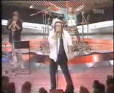 Meatloaf - Jailhouse Rock - Elvis Tribute show