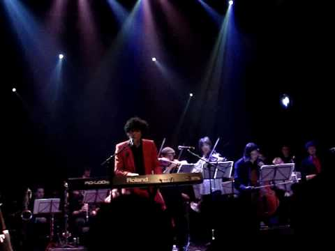 Emanuel and the Fear playing Balcony LIVE at Gramercy Theatre