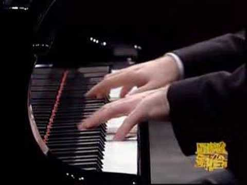 Brahms Cello Sonata F major.3rd Mvt. Jian Wang, Emanuel Ax