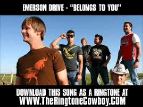 Emerson Drive - Belongs To You [ Music Video + Lyrics + Download ]