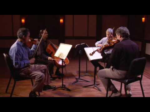Emerson String Quartet - Michael Lawrence Films Bach Project