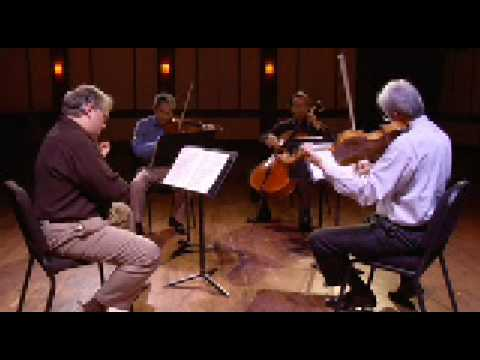 Harlan Brothers/Emerson String Quartet - Michael Lawrence Films Bach Project