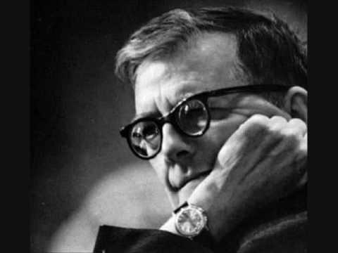 Shostakovich - String Quartet No. 8 - 1st Mvt.