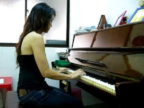 ???- ???EMIL CHOW - Ai Xiang Sui - ZHOU HUA JIAN piano by Liew Jenn Li