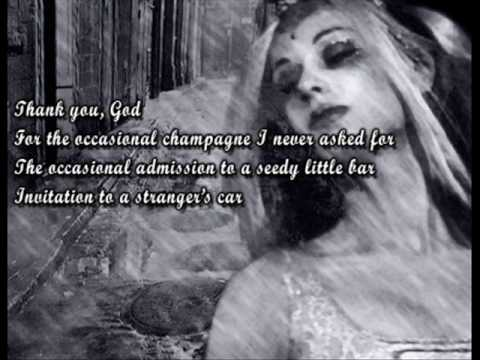 Emilie Autumn - Thank God I`m Pretty