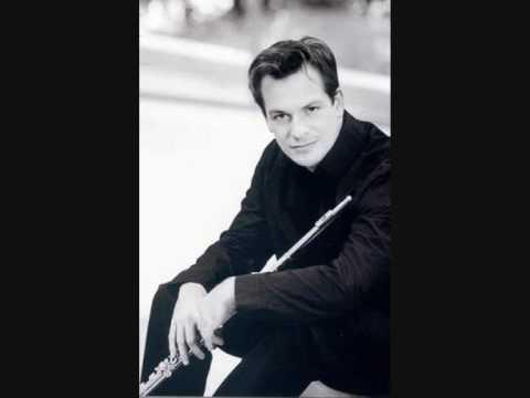 Emmanuel Pahud plays Bach~Sonata in E flat, BWV 1031~Allegro (2/2)
