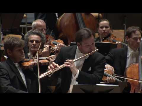 Carter: Flute Concerto / Pahud � Barenboim � Berliner Philharmoniker