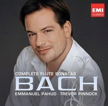 Bach Flute Sonatas (live excerpts) by Emmanuel Pahud