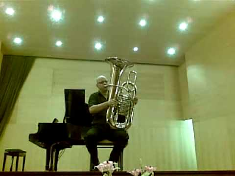 Jens Bj�rn Larsen tocando Encounters 2 (William Kraft)