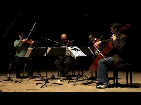 "Enso Quartet, ""First Train"" from SONA"