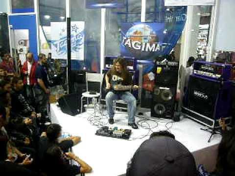 """Juninho Afram(Oficina G3) tocando """"Better"""", m�sica pertencente ao CD """"Depois da Guerra""""! ep3.com.br"""