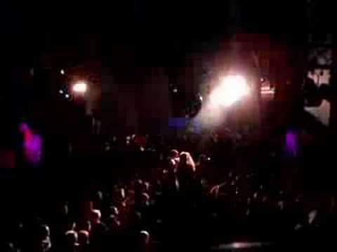 DJ Escape @ The Roxy Boston, MA- Epic Saturdays- 12/1/07- 3