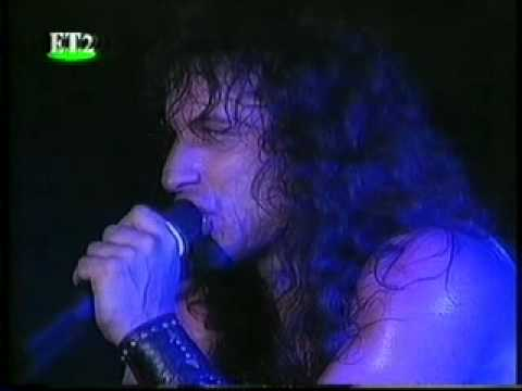 Manowar Live in Athens 1994