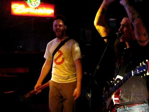 Eric and the Adams - I Hate Myself For Loving You live at Club Maverick in Tulsa OK - Eric Himan