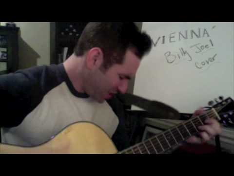 """Vienna"" Billy Joel Cover by Eric Himan"