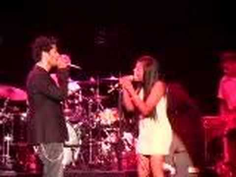 Shanice And Eric Benet