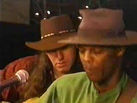 Eric Bibb And Brian Kramer - Needed Time