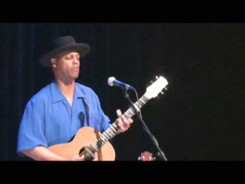 Eric Bibb playin The Needed Time