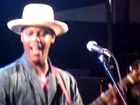Maryport Blues Festival Eric Bibb Live pt 1
