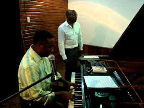 Eric Byrd Trio en CBA Cochabamba 2