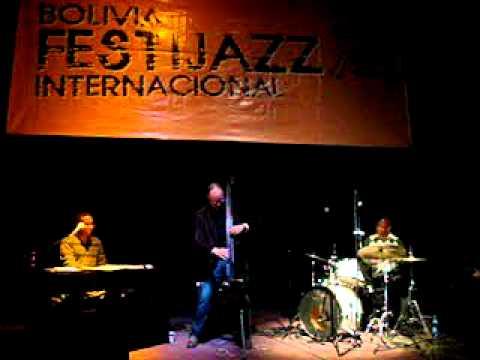 Erci Byrd Trio en COMPA El Alto 2