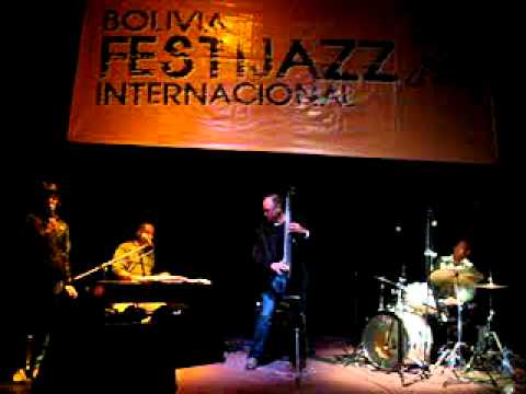 Eric Byrd Trio en COMPA El Alto 3