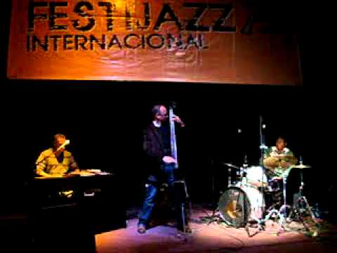 Eric Byrd Trio en COMPA El Alto 5