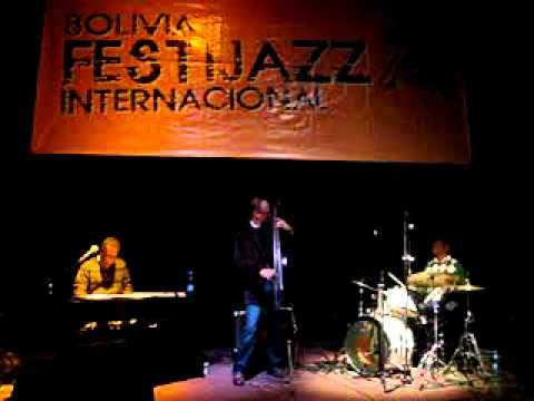 Eric Byrd Trio en COMPA El Alto 1