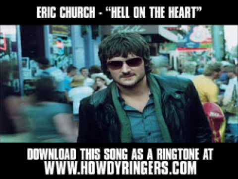 "Eric Church - ""Hell on the Heart"" [ New Music Video + Lyrics + Download ]"