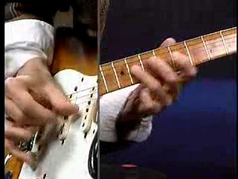 Eric Johnson Guitar Finger Technique