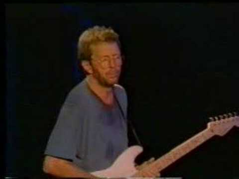 Eric Clapton Early in the Morning Live TV Recording