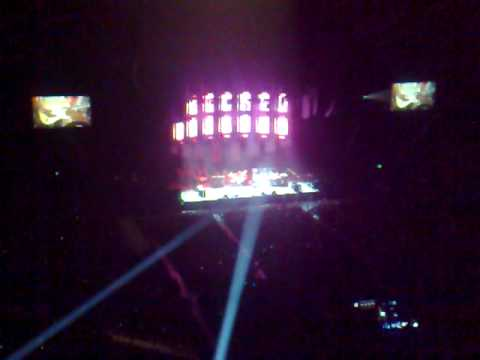 Eric Clapton, Jeff Beck & Joss Stone live at the O2