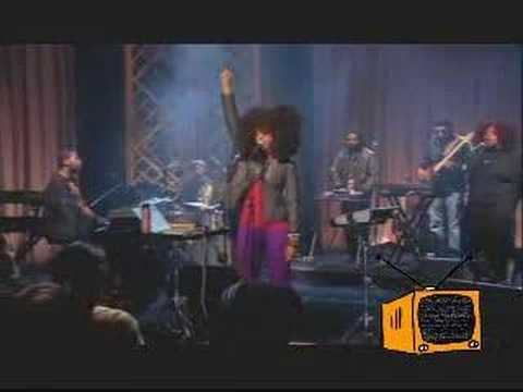 Erykah Badu The Healer Live