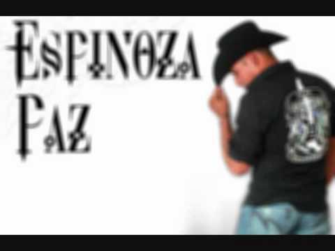 ESPINOZA PAZ - AL DIABLO LO NUESTRO - PROMO 2010 [ESTRENO]