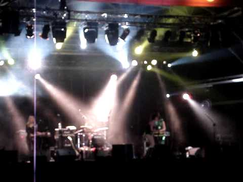 Peaches - live. Estrella Levante SOS 4.8 - Murcia 01