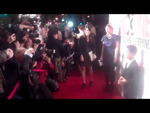 Paparazzi Swamps a 9 Year old - Ethan Bortnick at Matt Damon`s Charity Event.