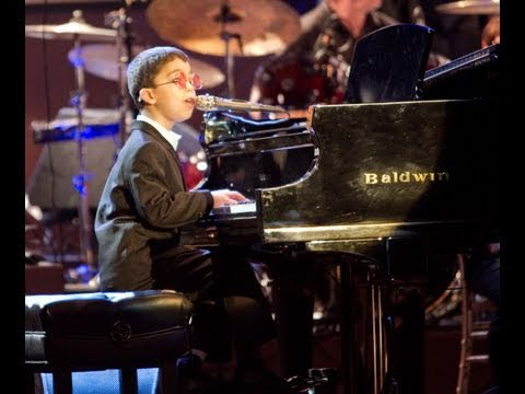 Youngest Musician to EVER have his own PBS Concert! Ethan Bortnick and his Musical Time Machine