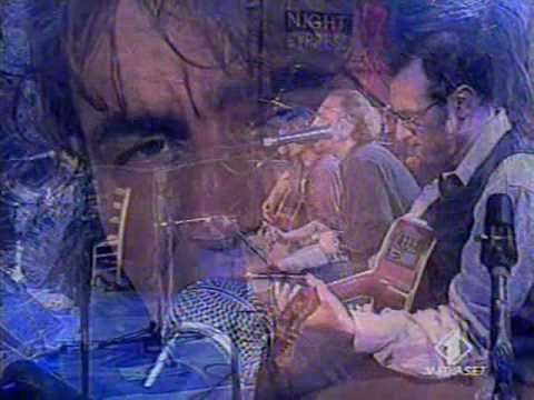 Luciano Ligabue & Eugenio Finardi - Uno Di Noi (Live @ Night Express 1997)
