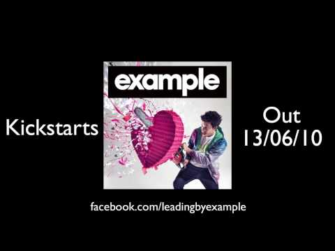 Example - Kickstarts (OUT NOW - AVAILABLE ON iTUNES)