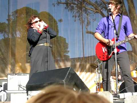 Old 97`s with Exene Cervenka @ Hardly Strictly Bluegrass