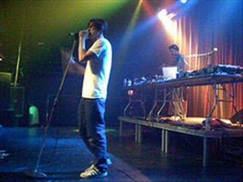 Eyedea and Abilities - Pushing Buttons