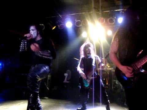 Eyes of Noctum live in Detroit