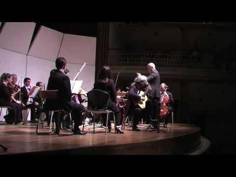 Fabio Zanon Villa Guitar Concerto part 3