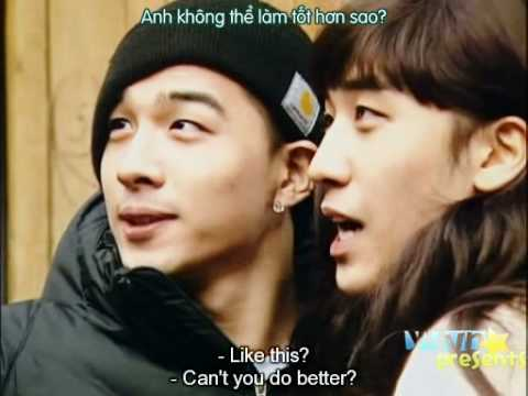 [Vietsub] Coffe Bangs Five (Coffe Prince parody) @ The Great Concert [YGVN]