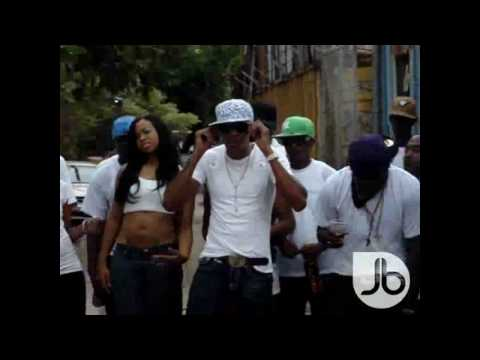 Vybz Kartel ft Russian - Jeans & Fitted, Concert Gaza Family,Merital Family, Beenie Man, Konsequence