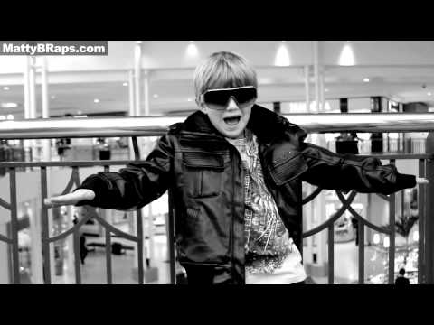 "7 Year Old Raps ""Like A G6"" - Far East Movement Cover/Remix MattyBRaps"