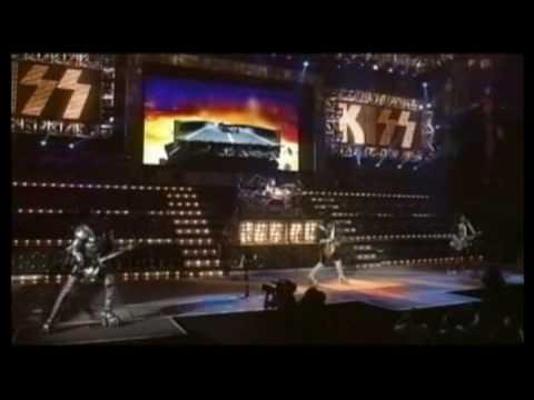 KISS - Detroit Rock City - The Last KISS - Different Version