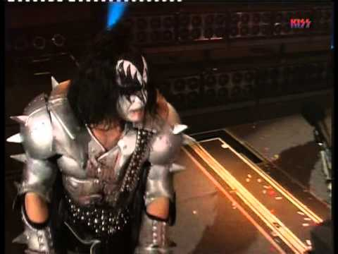 Kiss - Last Kiss - 2000 - Rock & n & Roll All Night - The Best FULL VERSION