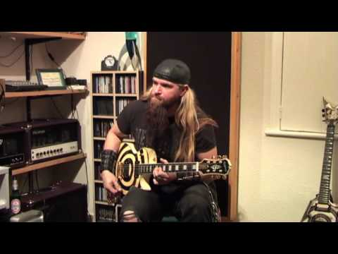 The Official Zakk Wylde `Farewell Ballad` FREE at Jamtrackcentral.com